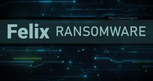 Remove Felix Virus (.[felix@countermail.com].felix Files) – Dharma Ransomware