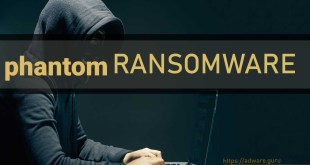 Remove phantom Virus (.phantom Files Ransomware) – Phantom Ransomware