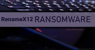 Remove RenameX12 Virus (.RenameX12 Files Ransomware)