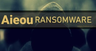 Remove Aieou Virus (.aieou Files Ransomware)