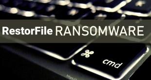 Remove RestorFile Virus (.[RestorFile@tutanota.com] Files Ransomware) – Matrix Ransomware