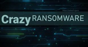 Remove Crazy Virus (.[crazykillerusakk@hotmail.com][VA7ZKYXEJ53UMRF].crazy Files Ransomware) – VoidCrypt Ransomware