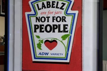Labelz are for jars