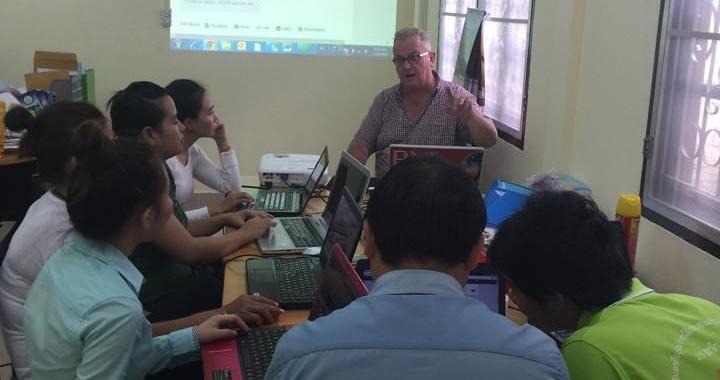 ADWLE staff media training