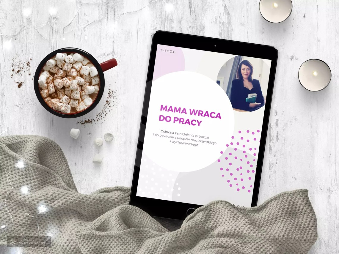 ebook mama wraca do pracy