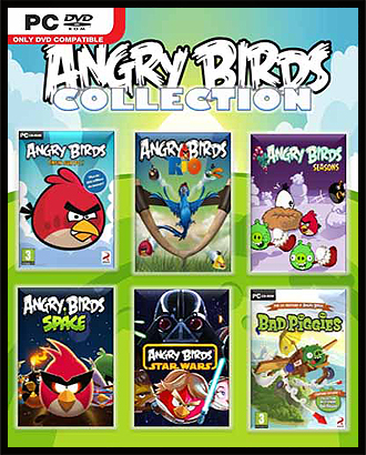 Angry Birds Collection PC