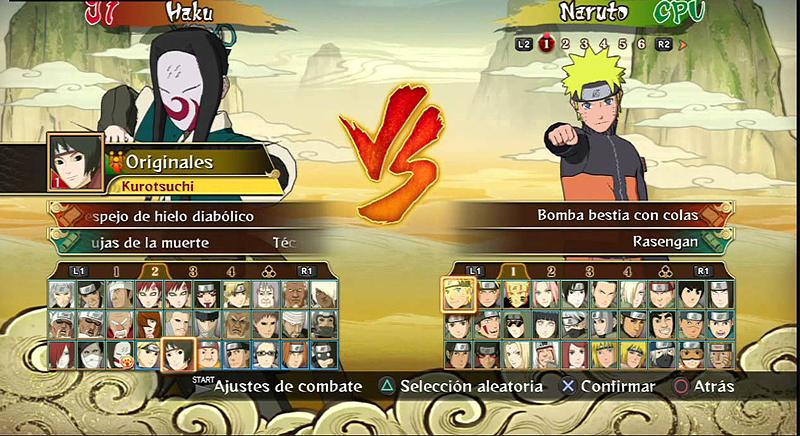 naruto ultimate ninja storm revolution pc img 1