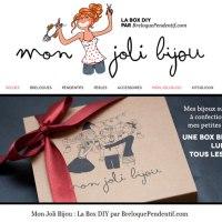 Box DIY : Mon Joli Bijou