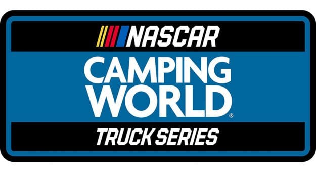 A.E. Engine Driver Partnership Program Camping World Truck Series