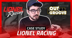 Lionel Racing on Out of the Groove NASCAR Pole Position