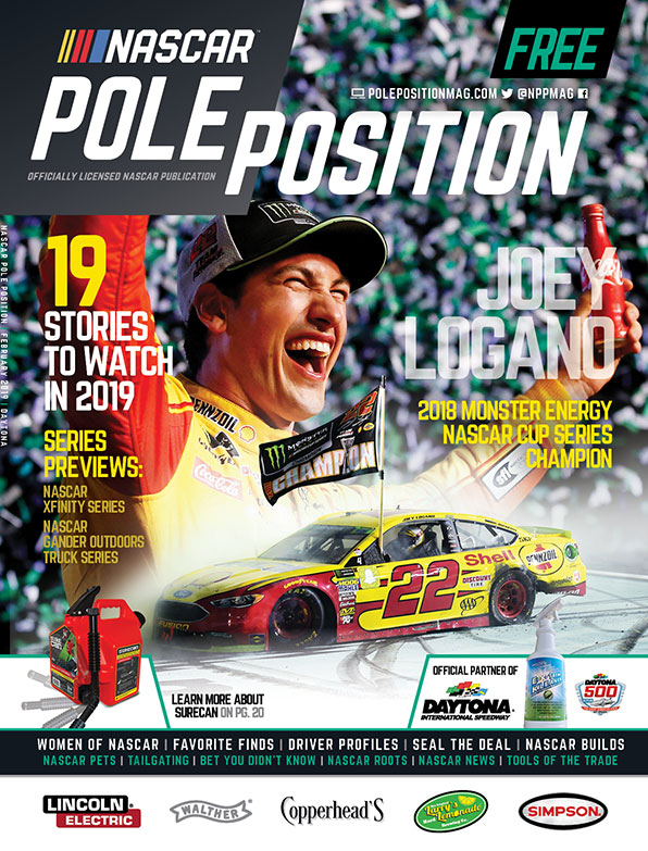 NASCAR Pole Position Cover