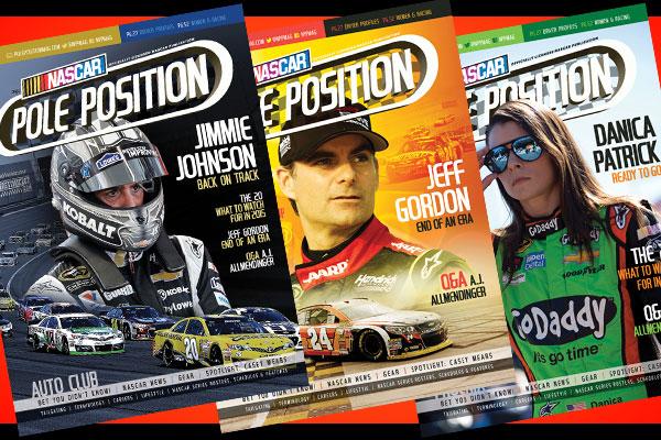 Nascar Pole Position >> 2016 Nascar Pole Position Magazine Series A E Engine
