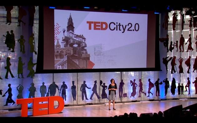 Robin Nagle at TED City 2.0