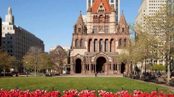 Copley Square Hotel Boston Westin Place