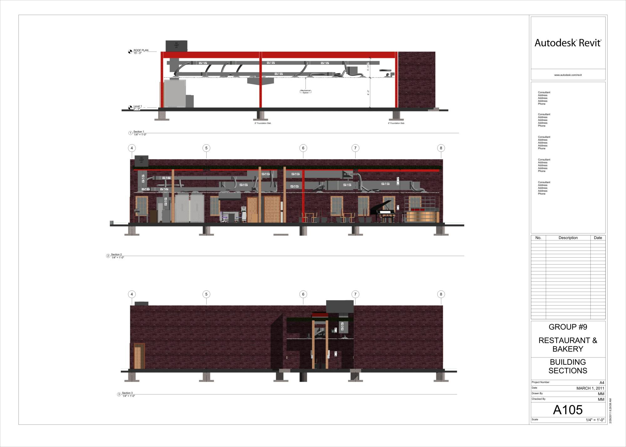hight resolution of restaurant bakery hvac design