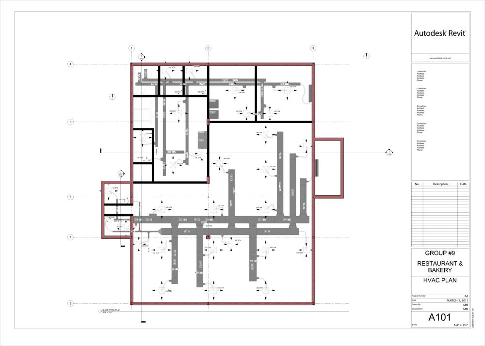 medium resolution of hvac drawings