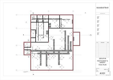 Electrical Wiring Residential Home Runs Hvac Drawings Restaurant Bakery Hvac Design