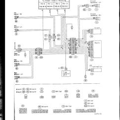 Subaru Legacy Audio Wiring Diagram Kubota G2160 92 Fuel Pump 41