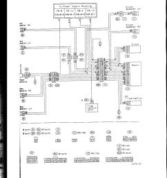 here is the svx radio clock wiring diagram  [ 1264 x 1661 Pixel ]