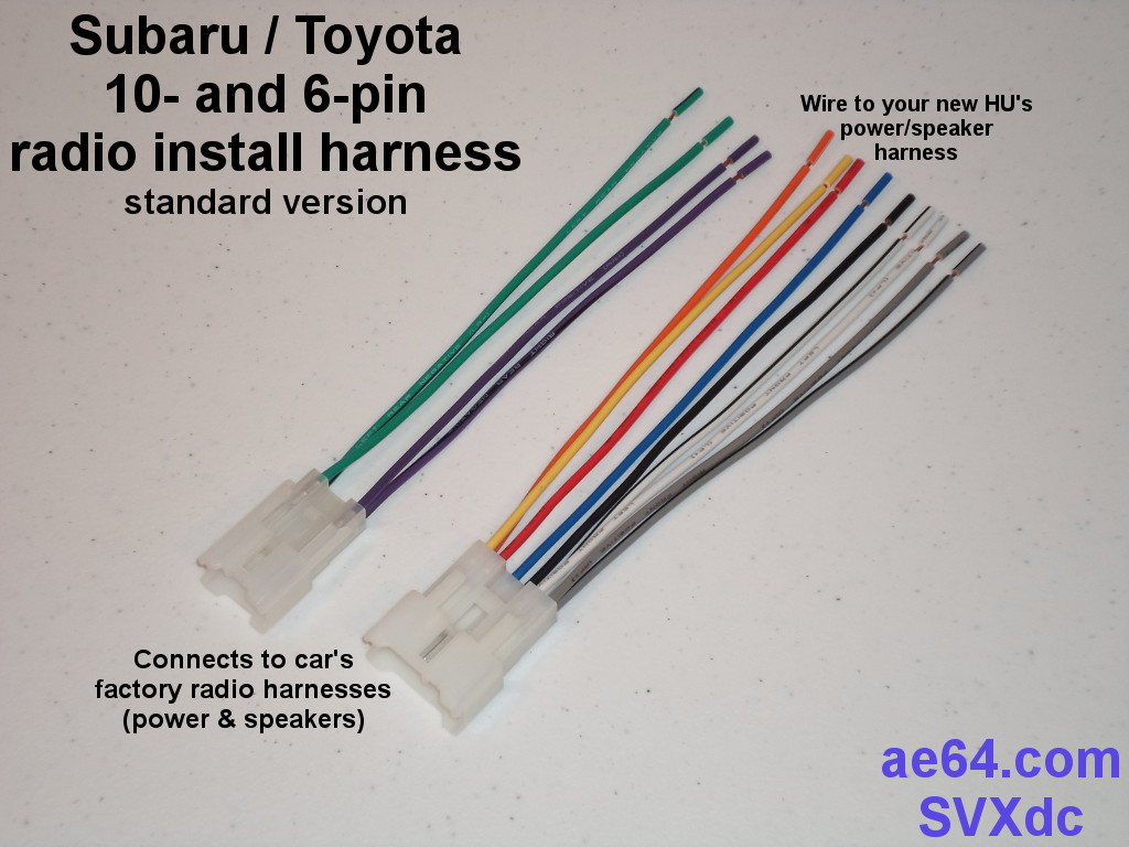 hight resolution of toyota radio wiring harness wiring diagram mega toyota radio wiring harness adapter toyota radio wiring harness
