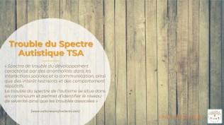 Trouble du Spectre Autistique 1-2