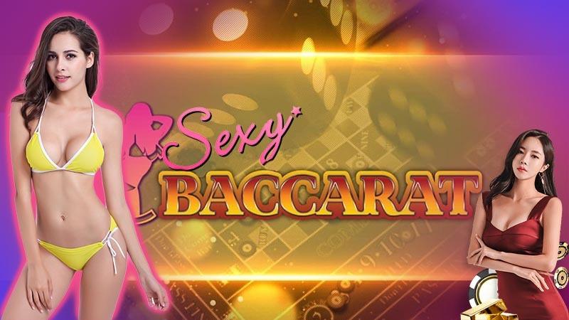 Sexy คาสิโน สาวสวยเซ็กซี่ ใส่บิกินี่ Sexy Baccarat