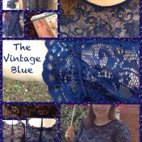 The Vintage Blue