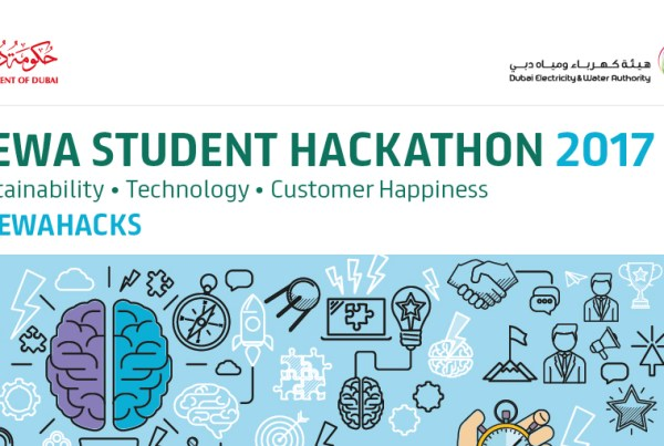 DEWA Student Hackathon 2017 10x Disruption Winner - WaveX