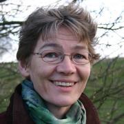 Maren Korsgaard på æblefestival