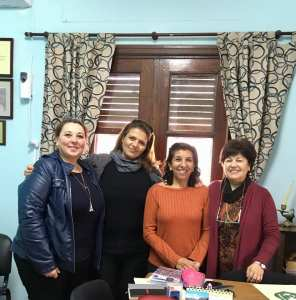 Nursing Now Córdoba: AEC se reunió con la Directora de la Escuela de Enfermería de la Universidad Nacional de Córdoba para trazar líneas de acción