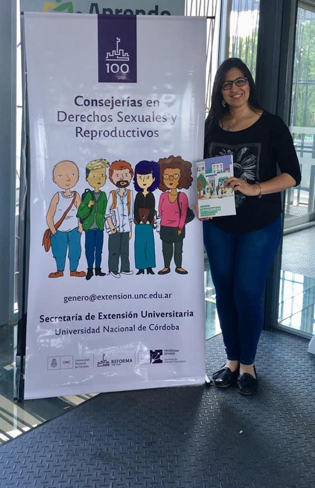 """Presentación del libro """"10 Años de Trabajo - Conserjería en Derechos Sexuales y Reproductivos en el Ámbito de la Salud Publica"""" 4"""