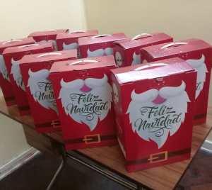 ¡Sorteo de 10 cajas navideñas para socios! - 10 de diciembre 1