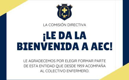 ¡BIENVENIDA A LOS NUEVOS SOCIOS! - INGRESOS DESDE NOVIEMBRE DE 2020