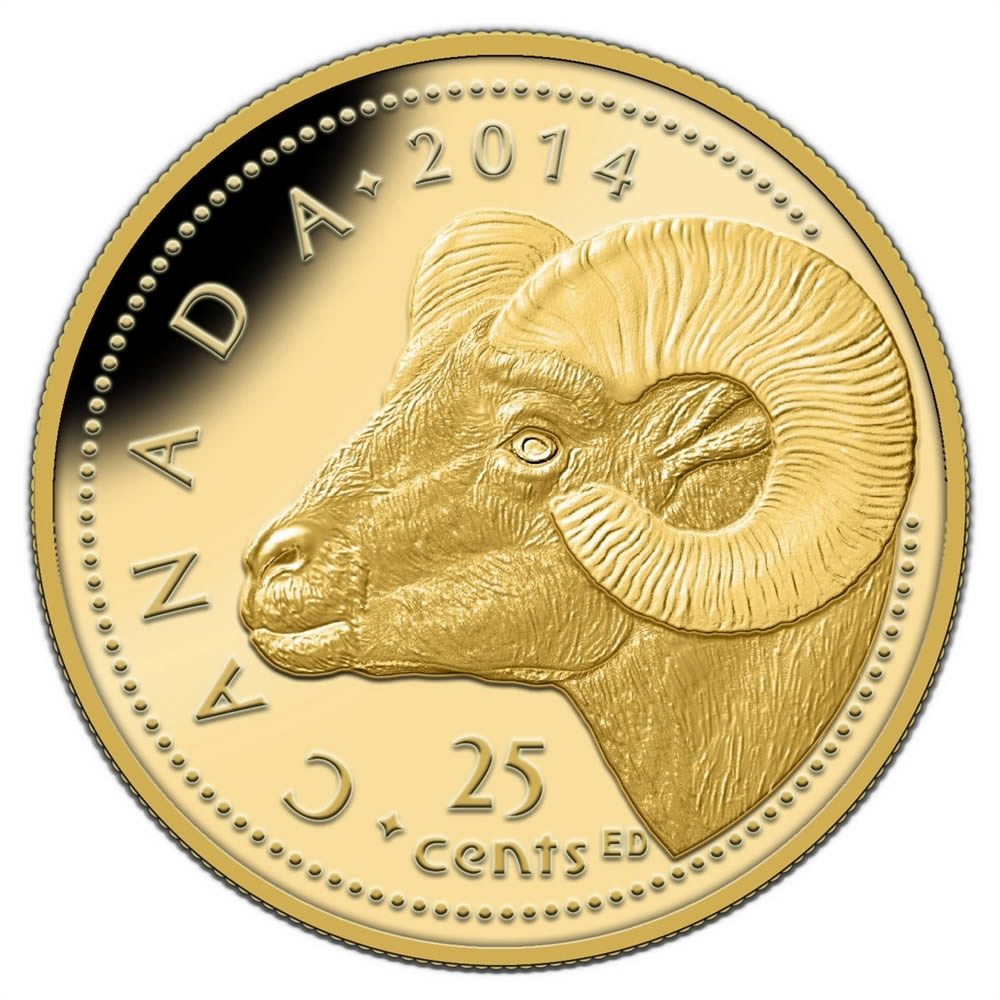 1//10oz Year of the Sheep 2015 $5 Pure Gold 99.99/%