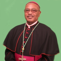 Bishop Lawrence Sydney Nicasio