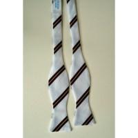 Selwyn College Summer Bow Tie.
