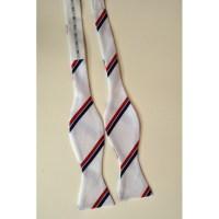 Sidney Sussex College Summer Bow Tie,