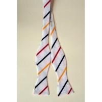 Trinity College Summer Bow Tie.