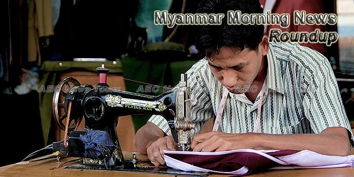 Myanmar Morning News For October 17