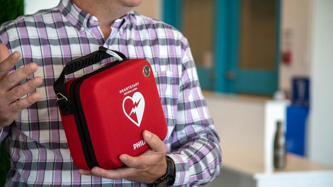 Vita First Aid Class