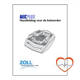 Handleiding ZOLL AED PLUS (DOWNLOAD)
