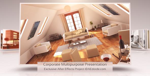 Corporate Multipurpose Presentation