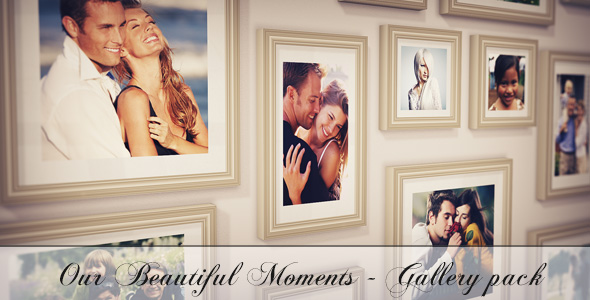 Our Beautiful Moments - Gallery Pack