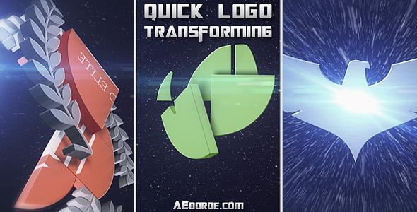 Quick Logo Transforming