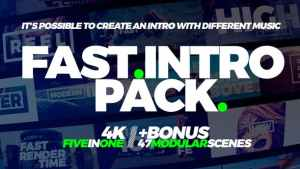Fast Intro Pack 5in1