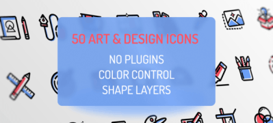 Design and Art Icons
