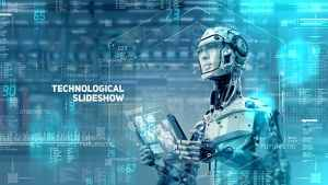 Technological Slideshow