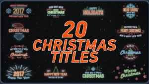 20 Christmas Titles