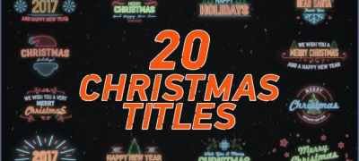 20 Christmas Titles