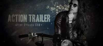 Action Trailer 4K